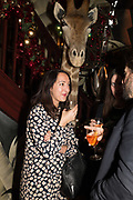 Nick Cave and the Bad Seeds with The Vampire's Wife and Matchesfashion.com party to celebrate the end of their 2017 World tour. Lou lou's. Hertford St. Mayfair.