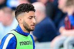 Mohammed Baghdadi of Bristol Rovers - Mandatory by-line: Dougie Allward/JMP - 14/04/2018 - FOOTBALL - Memorial Stadium - Bristol, England - Bristol Rovers v Blackburn Rovers - Sky Bet League One