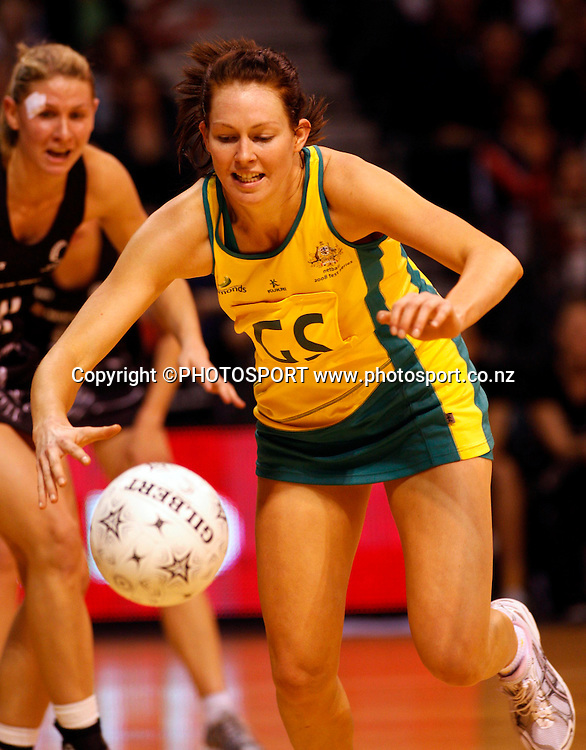 Australia GS Kate Beveridge.<br />