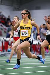 60, Merrimack, Pernell<br /> Boston University Athletics<br /> Hemery Invitational Indoor Track & Field