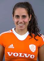UTRECHT - Pleun van der Plas. Jong Oranje meisjes -21 voor EK 2014 in Belgie (Waterloo). COPYRIGHT KOEN SUYK