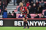 Callum Wilson (13) of AFC Bournemouth during the Premier League match between Bournemouth and Tottenham Hotspur at the Vitality Stadium, Bournemouth, England on 11 March 2018. Picture by Graham Hunt.