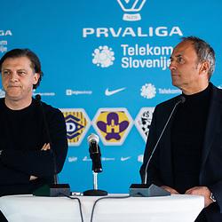 20200217: SLO, Football - Prva Liga Telekom Press Conference