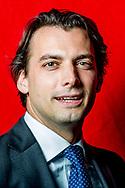 ROTTERDAM - portr van  Joost Eerdmans van Leefbaar Rotterdam Thierry Baudet van Forum voor Democratie  portret ROBIN UTRECHT