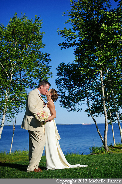 Inn at Ocean's Edge Wedding.  Photography by Maine Wedding Photographer Michelle Turner.