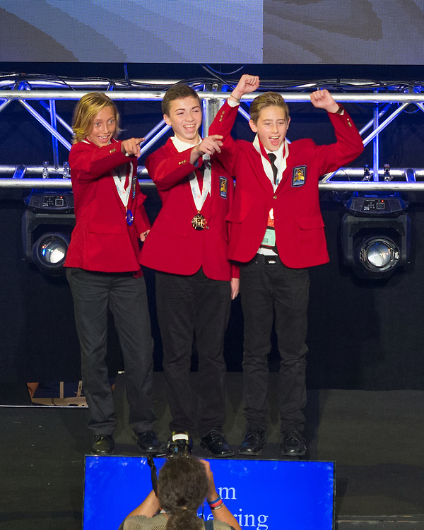 The 2017 SkillsUSA National Leadership and Skills Conference Competition Medalists were announced Friday, June 23, 2017 at Freedom Hall in Louisville.<br /> <br /> Team Engineering Challenge<br /> <br /> 	Team F (consisting of Judah Morningstar, Dylan Arnold, Noah Selt)<br />   Middle School	 Worcester Technical High School<br />   Gold	 Newark, MD<br /> Team Engineering Challenge	Team BA (consisting of Nicole Elfering, Emma Gordon, Kelly Gaffney)<br />   Middle School	 Barneveld High School<br />   Silver	 Barneveld, WI<br /> Team Engineering Challenge	Team A (consisting of Zeke Ezagui, Kate Vinson, Ben Trevino)<br />   Middle School	 Wylie High School<br />   Bronze	 Wylie, TX