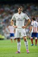 Real Madrid v Atletico Madrid 130914