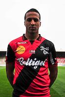 Rachid ALIOUI - 16.09.2014 - Photo officielle Guingamp - Ligue 1 2014/2015<br /> Photo : Philippe Le Brech / Icon Sport