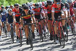 June 17, 2017 - Schaffhausen, Suisse - SCHAFFHAUSSEN, SWISS - JUNE 17 : GILBERT Philippe (BEL) Rider of Quick-Step Floors Cycling team during stage 8 of the Tour de Suisse cycling race, a stage of 100 kms between Schaffhaussen and Schaffhaussen on June 17, 2017 in Schaffhaussen, Swiss, 17/06/2017 (Credit Image: © Panoramic via ZUMA Press)