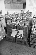 16/3/1966<br /> 3/16/1966<br /> 16 March 1966<br /> <br /> Quix Display at Quinn Supermarket on Fingal St.