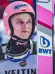 02.02.2019, Heini Klopfer Skiflugschanze, Oberstdorf, GER, FIS Weltcup Skiflug, Oberstdorf, im Bild Dawid Kubacki (POL) // Dawid Kubacki of Poland during the FIS Ski Jumping World Cup at the Heini Klopfer Skiflugschanze in Oberstdorf, Germany on 2019/02/02. EXPA Pictures © 2019, PhotoCredit: EXPA/ JFK