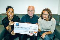 The BRIT Awards 2003 with MasterCard Launch, Abbey Road Studios, London. Jan 1, 2003 (photo John Marshall/JM Enternational)