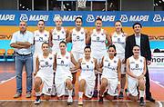 DESCRIZIONE : Napoli Lega A1 Femminile 2015-16 Opening Day 2015<br /> GIOCATORE : Team<br /> SQUADRA : CUS Cagliari<br /> EVENTO : Campionato Lega A1 Femminile 2015-2016 <br /> GARA : <br /> DATA : 04/10/2015<br /> CATEGORIA : team photo foto di squadra<br /> SPORT : Pallacanestro <br /> AUTORE : Agenzia Ciamillo-Castoria/ElioCastoria<br /> Galleria : Lega Basket Femminile<br /> 2015-2016 <br /> Fotonotizia : Napoli Lega A1 Femminile 2015-16 Opening Day 2015<br /> Predefinita :