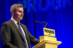 Pictured: Derek Mackay, Cabinet Secretary for Finance and the Constitution<br /> The members of the SNP gathered in the Scottish Events Centre in Glasgow for their annual conference.<br /> <br /> The Ger Harley | EEm 9 October 2017
