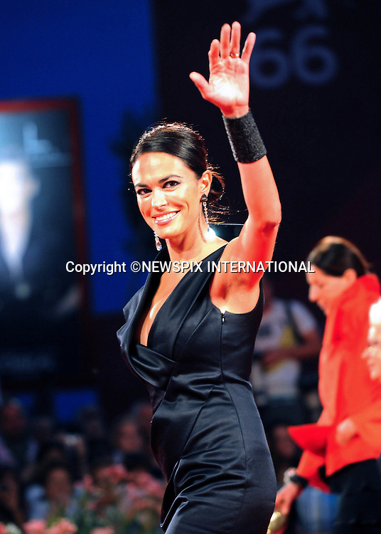 "MARIAGRAZIA CUCINOTTA.""A Single Man"" premiere, at the  66th Venice Film Festival , Venice_11/09/2009.Mandatory Credit Photo: ©NEWSPIX INTERNATIONAL..**ALL FEES PAYABLE TO: ""NEWSPIX INTERNATIONAL""**..IMMEDIATE CONFIRMATION OF USAGE REQUIRED:.Newspix International, 31 Chinnery Hill, Bishop's Stortford, ENGLAND CM23 3PS.Tel:+441279 324672  ; Fax: +441279656877.Mobile:  07775681153.e-mail: info@newspixinternational.co.uk"