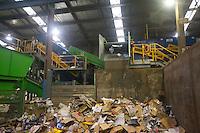 smart environmental recycling plant kopu coromandel peninsula photo shoot for coromandel thames district council