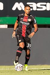 Benjamin Henrichs of Bayer 04 Leverkusen during the Pre-season Friendly match between Fortuna Sittard and Bayer Leverkusen at the Fortuna Sittard Stadium on July 28, 2018 in Sittard, The Netherlands