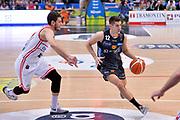 Diego Flaccadori<br /> Dolomiti Energia Aquila Basket Trento - Consultinvest Victoria Libertas Pesaro<br /> Lega Basket Serie A 2016/2017<br /> Trento, 26/03/2017<br /> Foto M. Ceretti / Ciamillo - Castoria