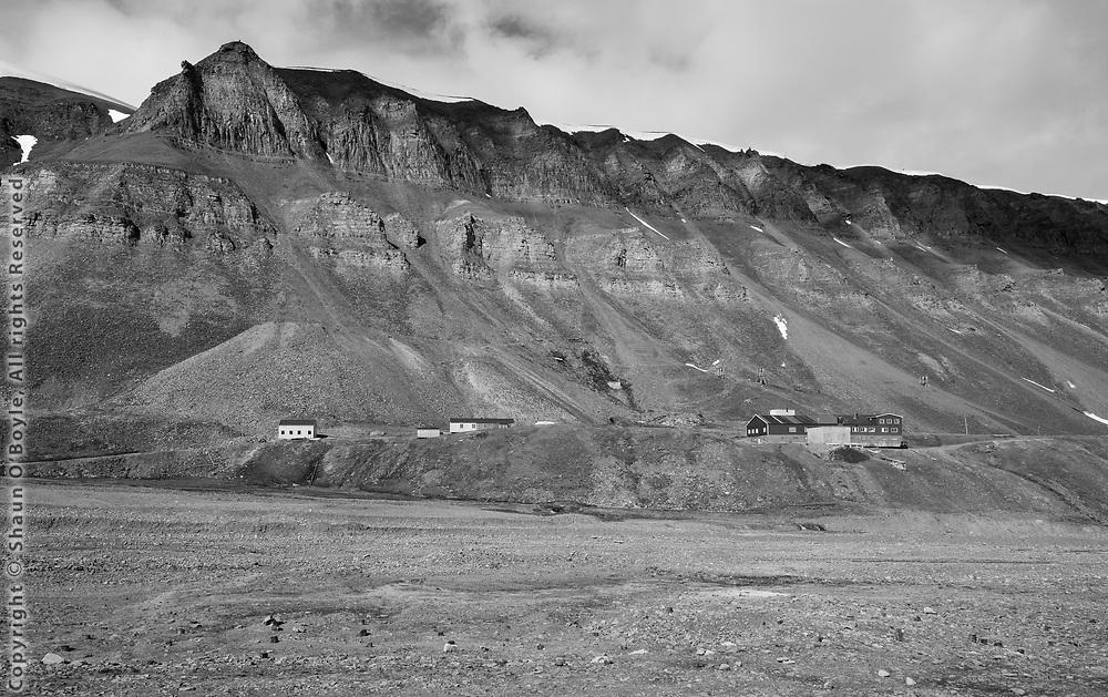 Sverdrupbyen & Mine 1B