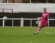 Scott Bain - Dundee v St Johnstone - SPFL Development League at Gayfield<br /> <br />  - © David Young - www.davidyoungphoto.co.uk - email: davidyoungphoto@gmail.com
