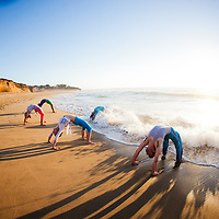 Yoga in San Francisco - Full Gallery
