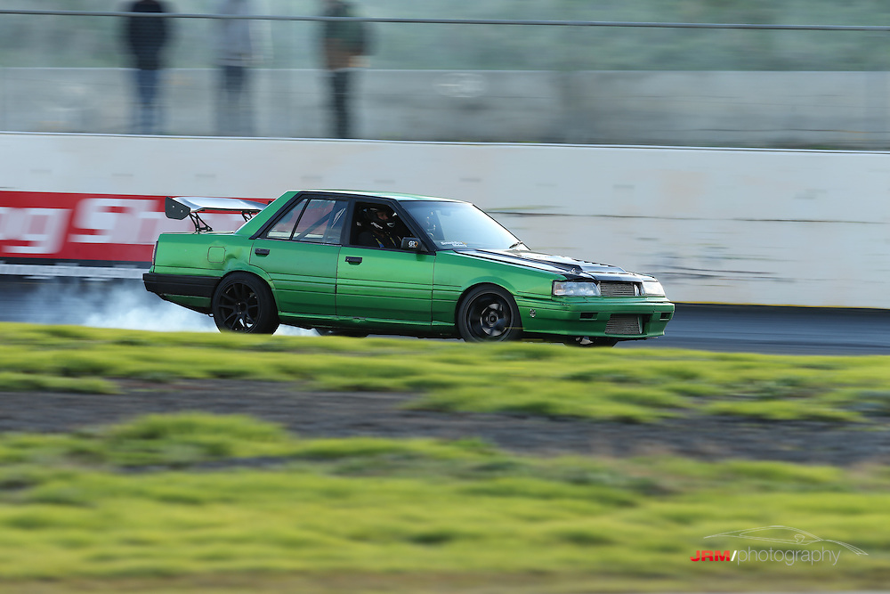 Vic Drift Practice day