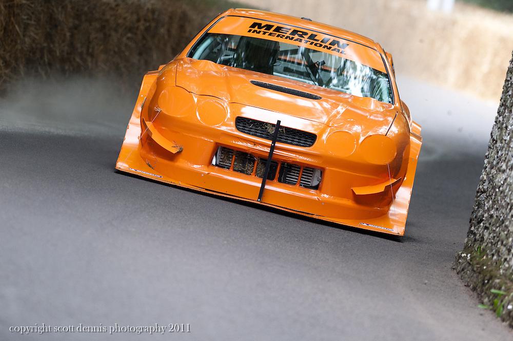 Jonny Milner, Toyota Celica,  Goodwood Festival of Speed 2011