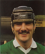 All Ireland Senior Hurling Championship Final,.Galway Vs Offaly,Offaly 2-11, Galway 1-12,.01.09.1985, 09.01.1985, 1st September 1985,.01091985AISHCF,.Aidan Fogarty, Offaly,.