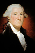 Gilbert Stuart (1755-1828) George Washington   c 1795 US President