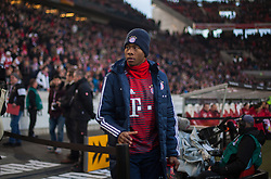December 16, 2017 - Stuttgart, Germany - Bayerns David Alaba makes his way to the bench during the German first division Bundesliga football match between VfB Stuttgart and Bayern Munich on December 16, 2017 in Stuttgart, Germany. (Credit Image: © Bartek Langer/NurPhoto via ZUMA Press)