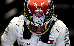 September 20, 2019, Singapore, Singapore: Motorsports: FIA Formula One World Championship 2019, Grand Prix of Singapore, ..#44 Lewis Hamilton (GBR, Mercedes AMG Petronas Motorsport) (Credit Image: © Hoch Zwei via ZUMA Wire)