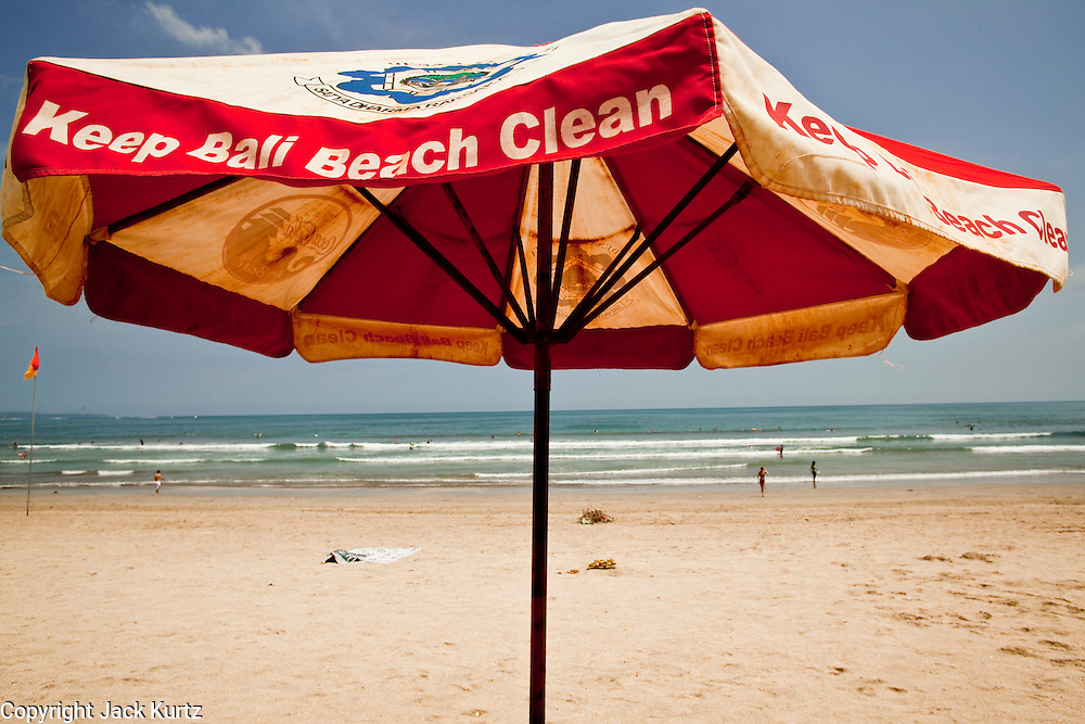 Apr 24 - KUTA, BALI -  Kuta beach, one of Bali's most famous beaches in Kuta, Bali, Indonesia. Photo by Jack Kurtz/ZUMA Press