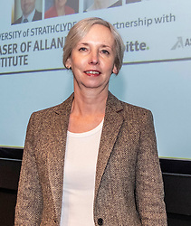 Pictured: Caroline Gardner (Scotland's Auditor General) <br />