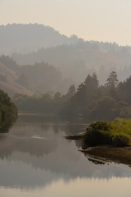 Russian River, Jenner, California
