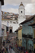 Iglesia de la Merced, Quito, Ecuador
