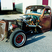 1947 International KB6 Rat Rod