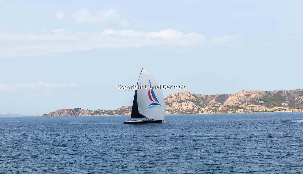 NILAYA during the Rolex Maxi Cup 2017, Costa Smeralda, Porto Cervo Yacht Club Costa Smeralda (YCCS).