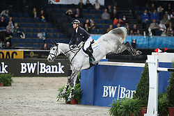 Jung Michael, (GER), Sportsmann <br /> Grand Prix of Stuttgart <br /> Longines FEI World Cup<br /> Stuttgart - German Masters 2015<br /> © Hippo Foto - Stefan Lafrentz