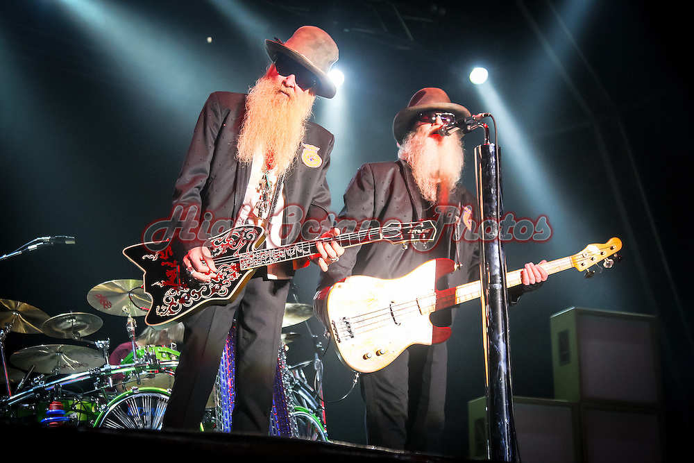 ZZ Top @ Perth Motorplex