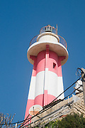 Israel, Jaffa, The lighthouse above the old port of Jaffa