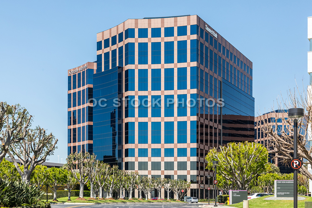 Knobbe Martens And Sunwest Bank Buildings At Irvine Business Complex