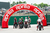 Aprilia Track Day at Circuit of the Americas April 16, 2019