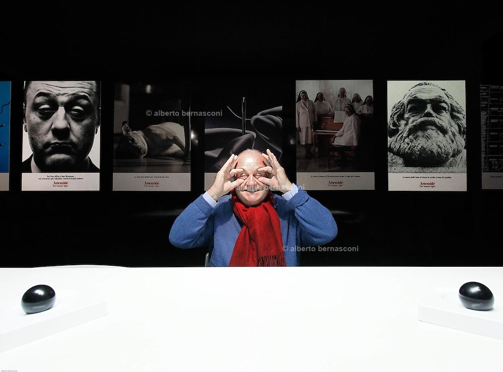 Rho, il presidente di Artemide Ernesto Gismondi