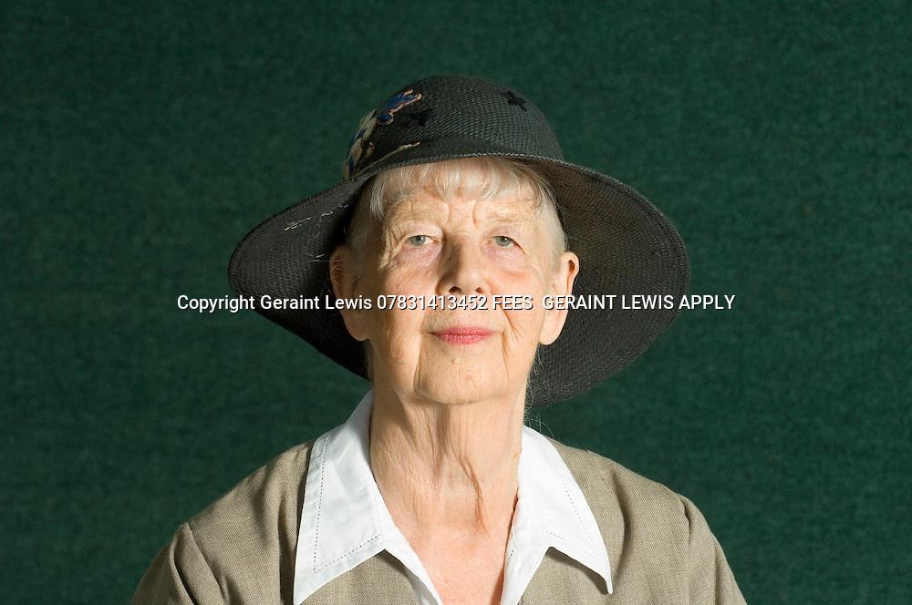 Shirley Hughes ,children's author and illustrator  CREDIT Geraint Lewis