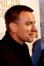 Ewan McGregor, director and lead actor of American Pastoral, on the red carpet for the film's Edinburgh International Film Festival gala screening. Wednesday 2nd November 2016 (c) Brian Anderson | Edinburgh Elite media