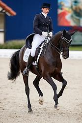 WOLF Stefanie (GER), Saphira Royal<br /> Hagen - Horses and Dreams meets the Royal Kingdom of Jordan 2018<br /> Prix St. Georges<br /> 25 April 2018<br /> www.sportfotos-lafrentz.de/Stefan Lafrentz