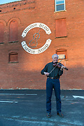 Byron Berline and the Double Stop Fiddle Shop in Guthrie for Oklahoma Living Magazine
