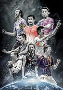 Badminton - The Legends
