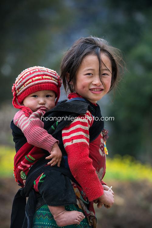 Vietnam Images- Trẻ em-childrren-Portrait hoàng thế nhiệm