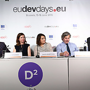 20160616 - Brussels , Belgium - 2016 June 16th - European Development Days - Achieving the Sustainable Development Goals - How can we make business more social ? © European Union